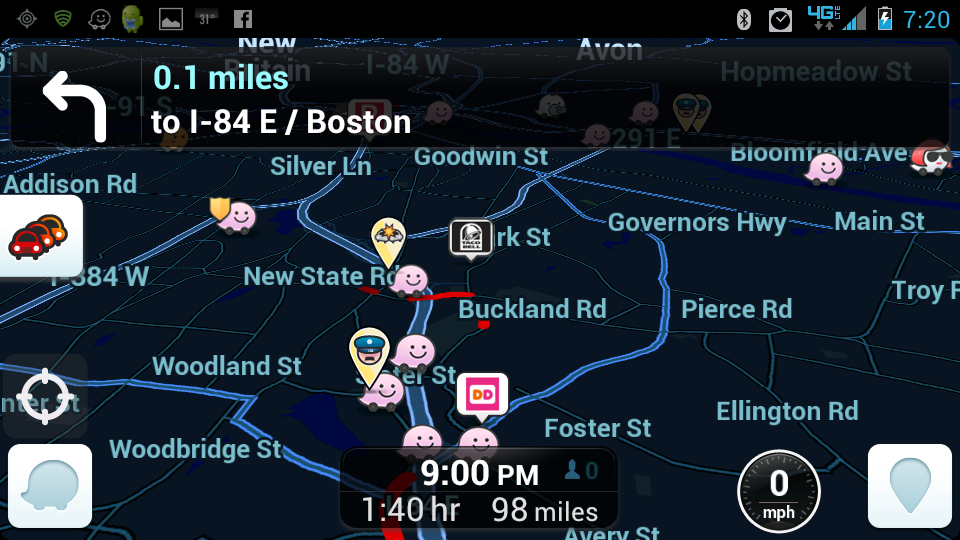 New Waze: Community-Sourced Traffic Revisited